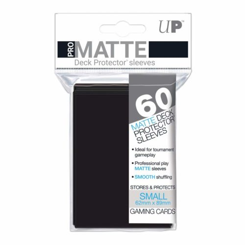 Pochettes Ultra Pro Mat (60)
