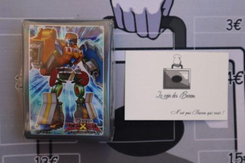 Paquet de 50 pochettes Gear Gear Zexal