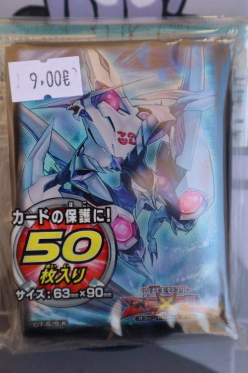 Paquet de 50 pochettes Number C32: Shark Drake Veiss Zexal