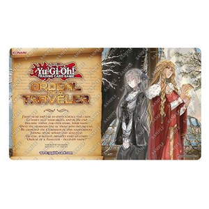 Tapis de jeu Ordeal of a Traveler Isolde Two Tales of the Noble Knights