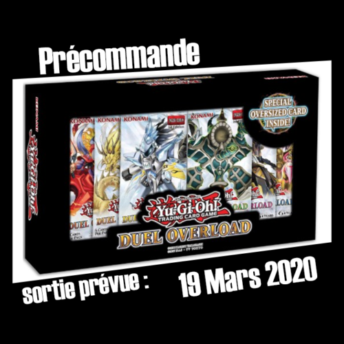 Coffret Duel Surcharge / Duel Overload en Français