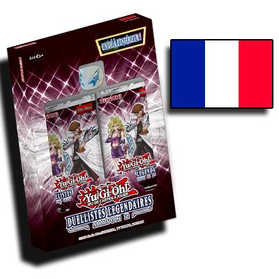 Précommande – Display de boosters Duellistes Légendaire : Saison 2 en Français