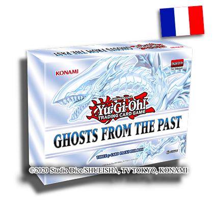 Précommande – Les Fantômesdu Passé en Français