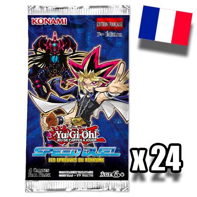 Speed Duel : Les Épreuves du Royaume en Français