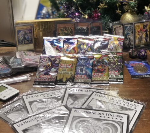 Pack de Noël 2020 Yu-Gi-Oh!