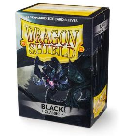 Dragon Shield – 100 protèges cartes format STANDARD – Classic