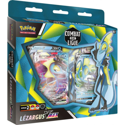 Pokémon – Decks Préconstruits – Deck Combat de Ligue – Lézargus V-Max