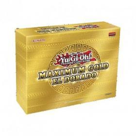 Précommande – Coffret Or Maximum El Dorado – Yu-Gi-Oh! – FR – Sortie le 18/11/2021