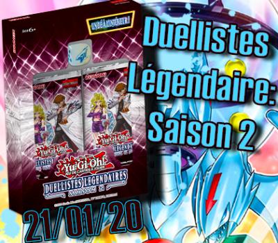 Duellistes Légendaire - Saison 2